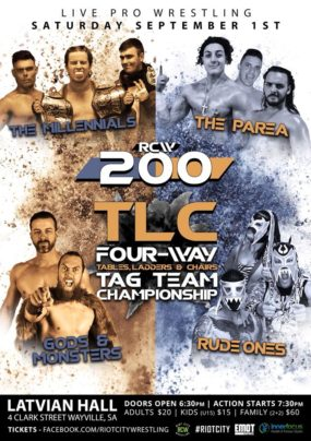 RCW 200 poster